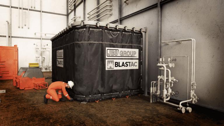 BLASTAC Blast Containment