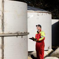 Image taken at JBS Scotland at their Peterhead facility to illustrate SMAS case study. Taken 09-10-19