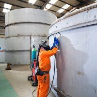 Image taken at JBS Scotland at their Peterhead facility to illustrate SMAS case study.Taken 09-10-19