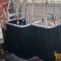 Oil Rig Blast Containment