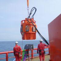 Sea Axe Deploying