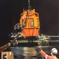 West Tyra Field Sea-Axe subsea excavation